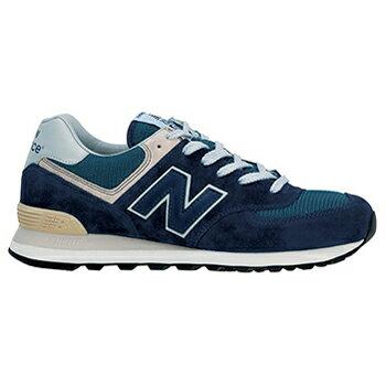 【送料無料】new balance(ニューバランス) ML574 Running Style LIFESTYLE 23.5cm NAVY/D NBJ-ML574 VN D【あす楽対応】【SMTB】