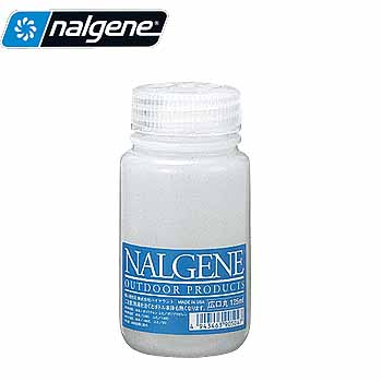 nalgene(ナルゲン) 広口丸形ボトル125ml 125ml 90504【あす楽対応】