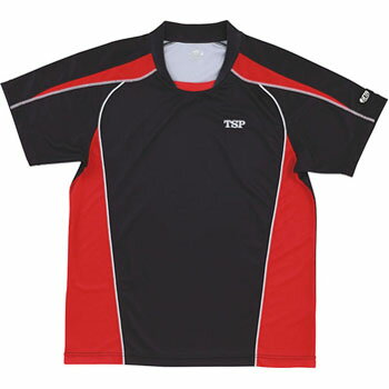 ヤマト卓球 デファンスシャツ JM140 020(ブラック) YTT-30265