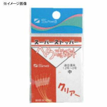 シンワ(SHINWA) ヘラ専科 スーパーストッパー 大 クリヤー 8777