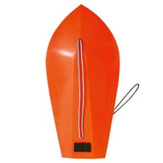 附带yozuri(YO-ZURI)潜水板K型neso线的9号红R667