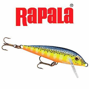 Rapala(ラパラ) カウントダウン 70mm HS(ホットスチール) CD-7