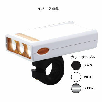 ANTAREX(アンタレックス) ハイパワー3LEDヘッドランプ SX5 CHROME Y-9010