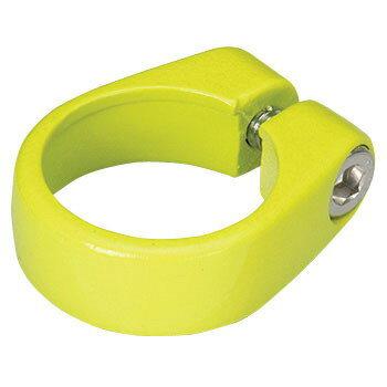 GIZA PRODUCTS(ギザプロダクツ) アルミ シート クランプ レモングリーン SPC01811