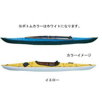 FUJITAKA牛羚(FUJITA CANOE)470 NOAH(挪亚)D:黄色B:白PE-2