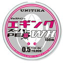 ユニチカ(UNITIKA) キャスライン エギングスーパーPEII WH (フロートタイプ) 0.8号 ホワイト 02362【あす楽対応】