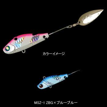 邪道 オモクル ドメスティー 85g MSZ-1 ZBG×ブルーブルー