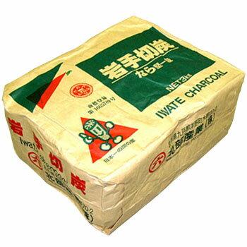 社団法人岩手県木炭協会 岩手切炭 なら堅1級 3kg 2356849【あす楽対応】
