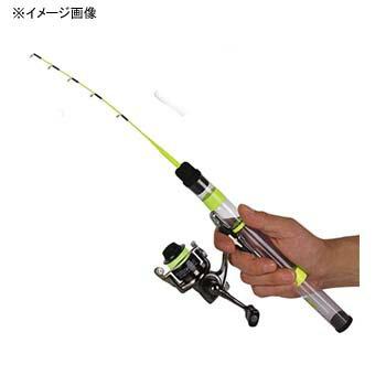プロックス(PROX) クリアロックプラスセット(スピニング) 44cm SSS 蛍光イエロー CRPS44SSS【あす楽対応】