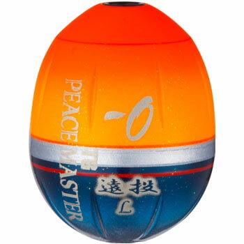 デュエル(DUEL) TG ピースマスター 遠投 L−0 SO(シャイニングオレンジ) G1325-SO