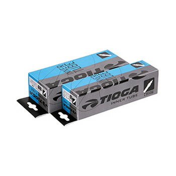 TIOGA(タイオガ) インナーチューブ 仏式 チューブ 700×18〜25C 48mm TIT12806【あす楽対応】