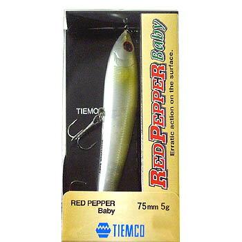ティムコ(TIEMCO) レッドペッパー ベイビー 75mm 015 スーパーアユ
