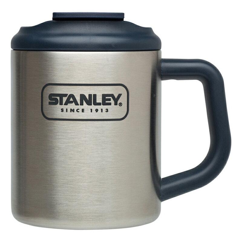 【送料無料】STANLEY(スタンレー) Steel Camp Mug スチールキャンプマグ 0.35L シルバー 01697-001【SMTB】