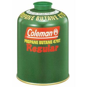 Coleman(コールマン) 純正LPガス燃料[Tタイプ]470g 5103A470T