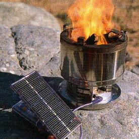 A&F COUNTRY(エイアンドエフカントリー) ソーラーパワーサバイバルストーブ 00800001