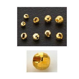 ティムコ(TIEMCO) TMCタングステンビーズプラス(10ヶ)ノーマル M ゴールド 66609101004