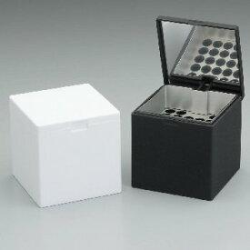 ウィンドミル(WIND MILL) ハニカムキューブ卓上灰皿 無地ホワイト 601-1001
