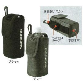 シマノ(SHIMANO) PC-011F ペットボトルホルダー500 ブラック PC-011F
