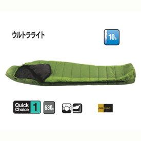イスカ(ISUKA) ウルトラライト 10度 グリーン 105202