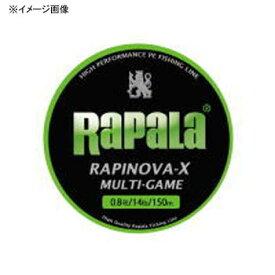 Rapala(ラパラ) ラピノヴァ・エックス マルチゲーム 150m 0.3号/7.2lb ライムグリーン