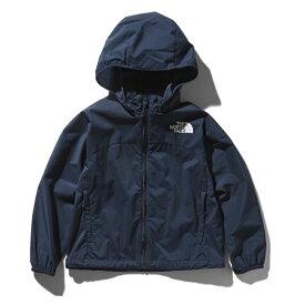 【P10倍☆3店舗買い回りで!4/9〜】 THE NORTH FACE(ザ・ノースフェイス) SWALLOWTAIL JACKET(スワローテイル ジャケット) Kid's 110 UN(アーバンネイビー) NPJ21853