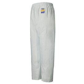ロゴス(LOGOS) マリンエクセル 並ズボン(膝当付き) LL ホワイト 12050611