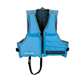 キャプテンスタッグ(CAPTAIN STAG) シーサイドフローティングベスト2/子供用 ブルー MC-2553