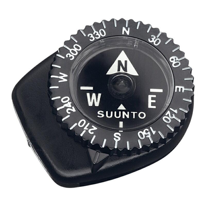 SUUNTO(スント) CLIPPER L/B NH COMPASS ブラック SS004102011