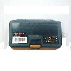 メイホウ(MEIHO) バーサスSFC 802 ワーム/S スモークブラック 802