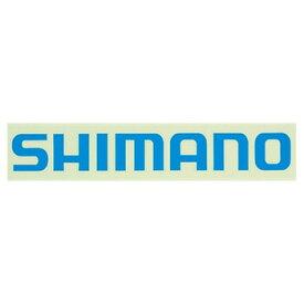 シマノ(SHIMANO) シマノステッカー ST-011C シマノブルー ST-011C