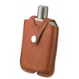 モチヅキ テスカ 皮ケース(カーブドウイスキーボトル&チタニューム製ウイスキーボトル兼用) 93305