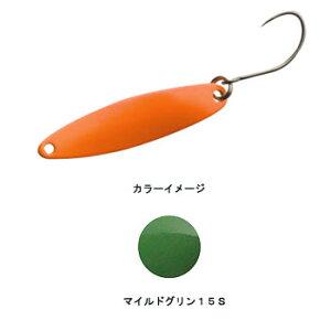 シマノ(SHIMANO) カーディフ スリムスイマー 3.5g マイルドグリン15S TR-0020