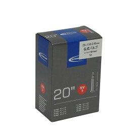 SCHWALBE(シュワルベ) 【正規品】チューブ 20インチ 仏式バルブ 20×1.50-2.50 7SV