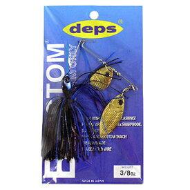 デプス(Deps) B-カスタム TW 3/8oz #22 ブルーブラック