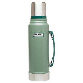 STANLEY(スタンレー) Classic Vacuum Bottle クラシック真空ボトル 1L グリーン 01254-046