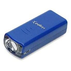 KMC(ケイエムシー) i-L ハイパワー1LEDヘッドライト(MX400/前照灯) ブルー Y-9178