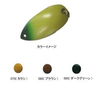 シマノ(SHIMANO) スリムスイマー 5.0g 09S(ダークグリーン) TR-0028