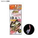 ハヤブサ(Hayabusa) これ一番 ピンクスキンサビキ 6本針 鈎10/ハリス3 金 HS710 10-3