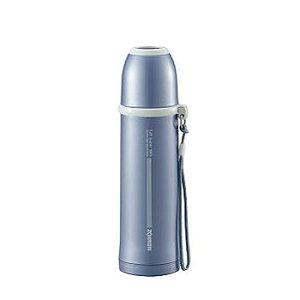 象印 保温・保冷 ステンレスボトル 0.25L メタリックブルー SS-PC25-AH