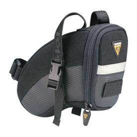 TOPEAK(トピーク) エアロ ウェッジ パック(ストラップマウント)Sサイズ S ブラック BAG21901