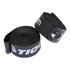 TIOGA(タイオガ) ナイロン リム テープ 17mmX26インチ ブラック TIF01400