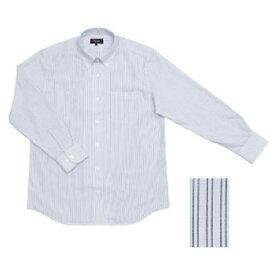 がまかつ(Gamakatsu) ファスナーシャツ 3L ホワイト×ストライプ 53285-35-0