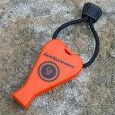 Ultimate Survival(アルティメイト サバイバル) ジェットスクリームホイッスル オレンジ 00012418