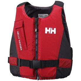 HELLY HANSEN(ヘリーハンセン) HH81000 ライダーベスト 50kg NR(ノルウェーレッド) HH81000