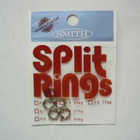 スミス(SMITH LTD) スプリットリング #5 ステンレス