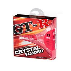 サンヨーナイロン GT-R クリスタルフロロ 100m 12lb 純クリアー