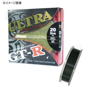 サンヨーナイロン GT-R ウルトラ 100m 6lb ダークグリーン