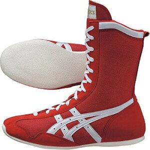 アシックス(asics) ボクシング MS 25.0cm 2301(レッド×ホワイト) TBX704