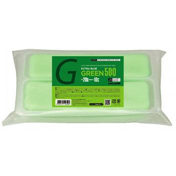 GALLIUM(ガリウム) EXTRA BASE ワックス SW2081 ワックス -20度から-10度 低温新雪乾雪 500g GREEN JA-5642