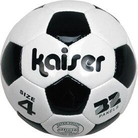 Kaiser(カイザー) PVCサッカーボール 4号 A KW-140